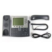 Telefon NOU VoIP Cisco CP-7962G, DHCP, 2 x RJ-45