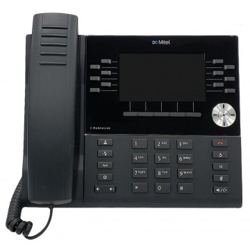 Telefon NOU Mitel 6930 IP Phone, USB, LAN, Bluetooth, Ambalaj Original Deschis Telefoane