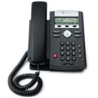 Telefon NOU Polycom SoundPoint IP 320, POE, VoIP/SIP, Fara alimentator
