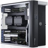 Workstation DELL Precision T7600, 2 x Intel Xeon Octa Core E5-2650 2.00GHz - 2.80GHz, 20MB Cache, 128GB DDR3 ECC, SSD 512GB + HDD 4TB SATA, RAID PERC H310, nVidia Quadro K2200 4GB + Windows 10 Pro