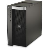 Workstation DELL Precision T7600 2 x Intel Xeon Octa Core E5-2687W 3.10GHz - 3.80GHz 20MB Cache, 32GB DDR3 ECC, SSD 120GB + HDD 1TB SATA, RAID PERC H200, nVidia Quadro 2000 1GB