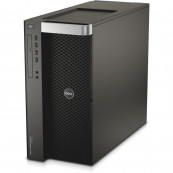 Workstation DELL Precision T7600 2 x Intel Xeon Octa Core E5-2687W 3.10GHz - 3.80GHz 20MB Cache, 64GB DDR3 ECC, SSD 240GB + HDD 2TB SATA, RAID PERC H200, nVidia Quadro K2000 2GB, Second Hand Workstation