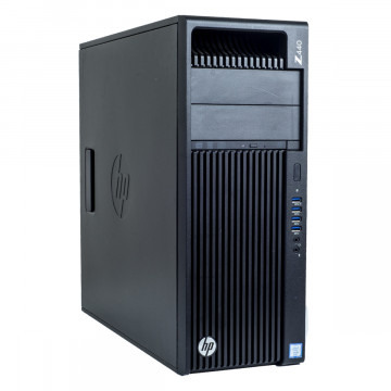 Workstation HP Z440, CPU Intel Xeon Quad Core E5-1620 V4 3.50GHz - 3.80GHz, 32GB DDR4 ECC, 256GB SDD + 2TB HDD, nVidia Quadro M4000/8GB GDDR5, DVD-RW, Refurbished Workstation