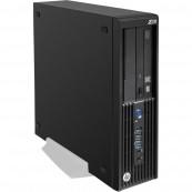 Workstation HP Z230 Desktop, Intel Xeon Quad Core E3-1230 v3 3.30GHz-3.70GHz, 8GB DDR3, HDD 500GB SATA, DVR-RW, Placa video ATI FirePro V3900/1GB , Second Hand Workstation