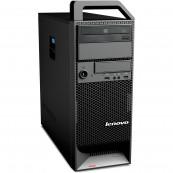 Workstation Lenovo ThinkStation S30 Tower, Intel Xeon Hexa Core E5-2643v2 3.50GHz-3.80GHz, 8GB DDR3, 500GB SATA, Second Hand Workstation