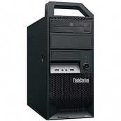 Workstation Lenovo ThinkStation E30 Tower, Intel Xeon Quad Core E3-1220 3.10GHz-3.40GHz, 8GB DDR3, 500GB SATA, nVidia NVS 300/512MB, DVD-ROM, Second Hand Workstation