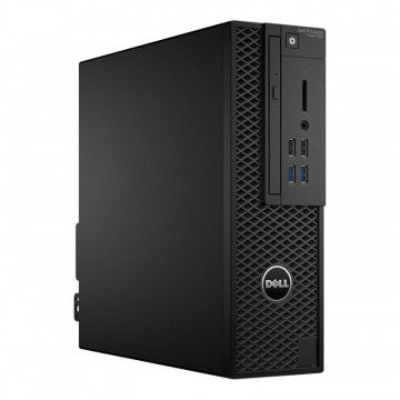 Calculator Dell Precision 3420 SFF, Intel Core i5-6500 3.20GHz, 8GB DDR4, 120GB SSD, DVD-RW, Second Hand Calculatoare Second Hand