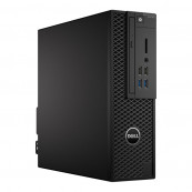 Workstation Dell Precision 3420 SFF, Intel Core i5-6500 3.20GHz - 3.60GHz, 32GB DDR4, 256GB NVMe SSD + 1TB HDD, nVidia Quadro K620/2GB, Second Hand Workstation