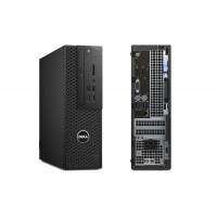 Workstation Dell Precision 3420 SFF, Intel Core i5-6500 3.20GHz - 3.60GHz, 32GB DDR4, 256GB NVMe SSD + 1TB HDD, nVidia Quadro K620/2GB + Windows 10 Home