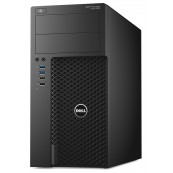 Workstation Dell Precision 3620, Intel Xeon E3-1225 v5 3.30-3.70GHz, 8GB DDR4, 240GB SSD, DVD-ROM, Second Hand Workstation