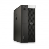 Workstation DELL Precision T5810, Intel Xeon Hexa Core E5-1650 V3 3.50GHz - 3.80GHz, 16GB DDR4 ECC, 240GB SSD, nVidia Quadro 2000 1GB GDDR5, Second Hand Workstation