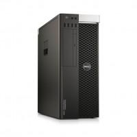 Workstation DELL Precision T5810, Intel Xeon Hexa Core E5-1650 V3 3.50GHz - 3.80GHz, 16GB DDR4 ECC, 240GB SSD, nVidia Quadro 2000 1GB GDDR5
