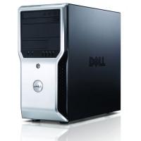 Workstation Dell Precision T1500, Intel Quad Core i7-870 2.93GHz - 3.60GHz, 8GB DDR3, 500GB HDD, AMD FirePro V3900 1GB, DVD-RW