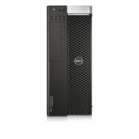 Workstation DELL Precision T7810, 2x Intel Xeon Hexa Core E5-2620 V3 2.40GHz - 3.20GHz, 16GB DDR4, 240GB SSD, nVidia Quadro K620/2GB, DVD-RW