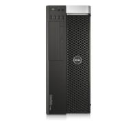 Workstation DELL Precision T7810, 2x Intel Xeon Hexa Core E5-2620 V3 2.40GHz - 3.20GHz, 64GB DDR4, 480GB SSD + 3TB HDD, nVidia Quadro K5000/4GB, DVD-RW