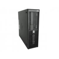 Workstation HP Z220 SFF, Intel Core i3-3240 3.40GHz, 16GB DDR3, 240GB SSD, Intel HD Graphics 2500, DVD-RW