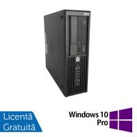 Workstation HP Z220 SFF, Intel Core i5-3470 3.20GHz - 3.60GHz, 16GB DDR3, 240GB SSD + 1TB HDD, Intel HD Graphics 2000, DVD-RW + Windows 10 Pro