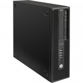 Workstation HP Z240 Desktop, Intel Xeon Quad Core E3-1230 V5 3.40GHz-3.80GHz, 16GB DDR4, SSD 240GB SATA, nVidia K620/2GB, DVD-RW, Second Hand Workstation