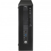 Workstation HP Z240 Desktop, Intel Xeon Quad Core E3-1230 V5 3.40GHz-3.80GHz, 24GB DDR4, SSD 240GB + HDD 2TB SATA, nVidia K620/2GB, DVD-RW, Second Hand Workstation