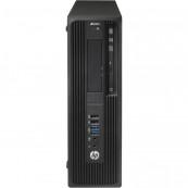 Workstation HP Z240 Desktop, Intel Xeon Quad Core E3-1230 V5 3.40GHz-3.80GHz, 24GB DDR4, SSD 480GB + HDD 4TB SATA, nVidia K620/2GB, DVD-RW, Second Hand Workstation