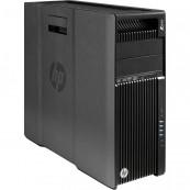 Workstation HP Z640, 2 x CPU Intel Xeon Quad Core E5-2637 V3 3.50GHz-3.70GHz, 16GB DDR4 ECC, 120GB SSD + 1TB HDD, nVidia Quadro K2000/2GB GDDR5, DVD-RW, Second Hand Workstation