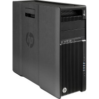 Workstation HP Z640, 2 x CPU Intel Xeon Quad Core E5-2637 V3 3.50GHz-3.70GHz, 16GB DDR4 ECC, 120GB SSD + 1TB HDD, nVidia Quadro K2000/2GB GDDR5, DVD-RW