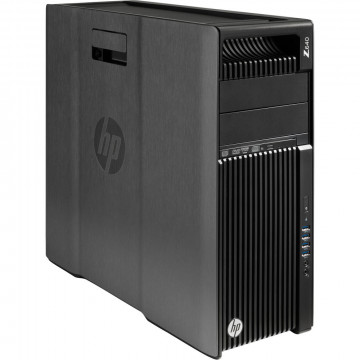 Workstation HP Z640, 2 x CPU Intel Xeon Quad Core E5-2637 V3 3.50GHz-3.70GHz, 64GB DDR4 ECC, 240GB SSD + 3TB HDD, nVidia Quadro K2200/4GB GDDR5, DVD-RW, Second Hand Workstation
