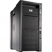Workstation HP Z800, 2 x CPU Intel Xeon Quad-Core E5620 2.40GHz-2.66GHz, 48GB DDR3 ECC, SSD 240GB + 2TB HDD, nVidia Quadro 6000/6GB GDDR5, Second Hand Calculatoare Second Hand