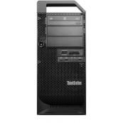 Workstation Lenovo ThinkStation D30 Tower, Intel Xeon Hexa Core E5-2620 2.0GHz-2.5GHz, 16GB DDR3, 120GB SSD + HDD 2TB SATA, AMD Radeon HD 7350 1GB GDDR3, Second Hand Workstation