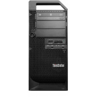 Workstation Lenovo ThinkStation D30 Tower, Intel Xeon Hexa Core E5-2620 2.00GHz-2.50GHz, 16GB DDR3, 120GB SSD + HDD 2TB SATA, AMD Radeon HD 7350 1GB GDDR3
