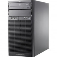 Server HP ProLiant ML110 G6 Tower, Intel Xeon Quad Core X3430 2.40GHz, 8GB DDR3, 2 x 2TB SATA, DVD-ROM, PSU 300W