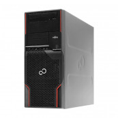 Workstation FUJITSU CELSIUS W510, Intel Core i5-2400S 2.5GHz - 3.3GHz, 4GB DDR3, 250 GB HDD, DVD-ROM + Windows 10 Home Workstation