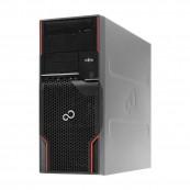 Workstation FUJITSU CELSIUS W510, Intel Core i5-2400S 2.5GHz - 3.3GHz, 4GB DDR3, 250 GB HDD, DVD-ROM + Windows 10 Pro Workstation