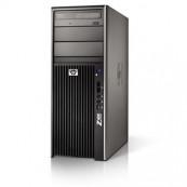 WorkStation HP Z400, Intel Xeon Hexa Core L5640 2.26GHz-2.80GHz, 12GB DDR3, 500GB SATA, Placa Video nVidia NVS300/512MB-64 biti, DVD-RW , Second Hand Workstation