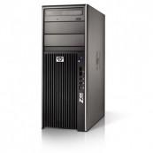 WorkStation HP Z400, Intel Xeon Hexa Core X5650 2.66GHz-3.06GHz, 12GB DDR3, 500GB SATA, Placa Video nVidia Quadro FX580/512MB-128 biti, DVD-RW , Second Hand Workstation