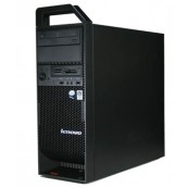 Workstation Lenovo ThinkStation S20 Tower, Intel Xeon Quad Core W3565 3.20GHz-3.46GHz, 4GB DDR3, 500GB HDD, nVidia NVS 315/1GB, DVD-RW + Windows 10 Home, Refurbished Workstation