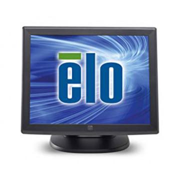 Monitor Touchscreen Elo 1515L, 15 Inch LCD, 1024 x 768, VGA, USB, Serial, Second Hand Echipamente POS