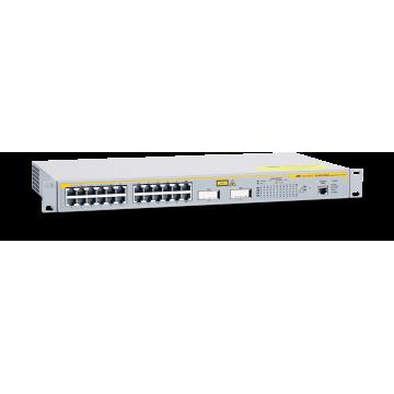 Switch Allied Telesis AT-9424T/GB L2+, 24 porturi Gigabit, Second Hand Retelistica