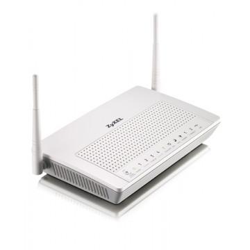 Router Zyxel P2612HNU-F3, 300Mbps, 2 Antene, Second Hand Retelistica