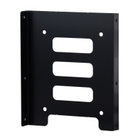 Adaptor Spacer fixare HDD/SSD 2.5″ in bay de 3.5″