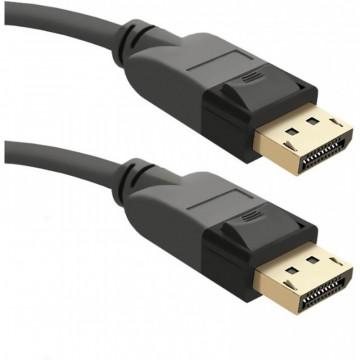 Cablu DisplayPort tata - DisplayPort tata, 1m, 1m, Second Hand Componente Calculator