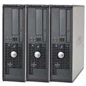 Pachet 3 x Calculator Dell Optiplex 380 SFF, Intel Celeron E3300 2.5GHz, 4GB DDR3, 160GB HDD, Second Hand Calculatoare Second Hand