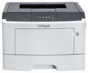 Imprimanta LEXMARK MS-310ND, 35 PPM, Duplex, Retea, Parallel, USB, 1200 x 1200, Laser, Monocrom, A4 Imprimante Second Hand