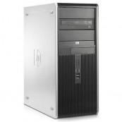 Calculator HP DC7900 Tower, Intel Core 2 Duo E6750 2.66GHz, 4GB DDR2, 160GB SATA, DVD-RW, Second Hand Calculatoare Second Hand