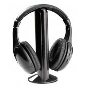 Casti Wireless TITANUM TH110 cu microfon / FM - LIBERTY Periferice
