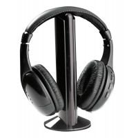 Casti Wireless TITANUM TH110 cu microfon / FM - LIBERTY