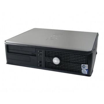 Dell Optiplex 330 Desktop, Intel Dual Core E2160, 1.8Ghz, 2Gb DDR2, 160Gb SATA, DVD-ROM Calculatoare Second Hand