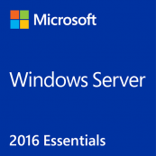 Windows Server 2016 Essentials 64bit English/ 25 user, 2 CPU Software