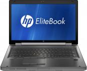 Laptop HP 8760W Workstation, Intel Core i7-2630QM 2.0GHz, 8GB DDR3, 256GB SSD, DVD-RW, Placa video NVIDIA Quadro 3000M GDDR5 SDRAM 2GB, Grad B Laptop cu Pret Redus
