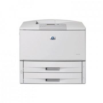 Imprimanta A3 HP LaserJet 9040DN, 40 ppm, Monocrom, Duplex, Retea Imprimante Second Hand